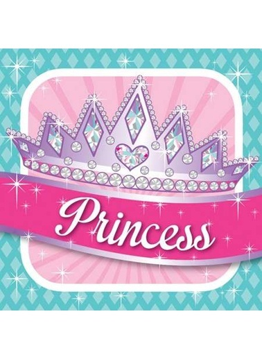 Prenses Partisi 16 lı Büyük Peçete-Monster High